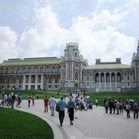 Царицыно. Большой дворец :: Дмитрий Никитин