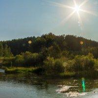 Река Каменка :: Дмитрий Костоусов