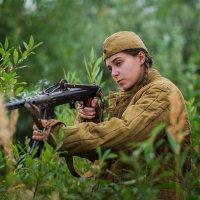 В бою :: Виктор Седов