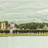 Кусково. :: Сергей Гутерман