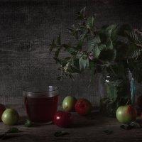 С мятой и яблоками :: Natalia Furina