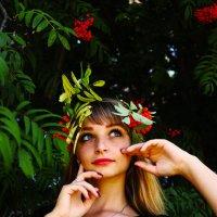 Осень в ярких цветах :: Анастасия Рябкова