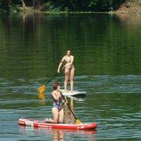 Девушки с веслом! :: Наталья