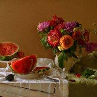 Нагадай нам, Осень, тихих дней и ясных... :: Валентина Колова