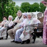 Посидеть с фотографом! :: Владимир Шошин