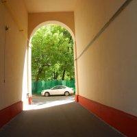 Проезд во двор,портал во времени решать не мне ,короче бред      (продолжение) :: Павел Нарышкин