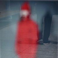 Красный след :: Светлана Яковлева