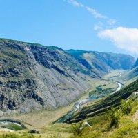 Панорама перевала Кату-Ярык :: Наталья Филиппова