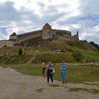 Крепость Рышнов :: Nina Streapan
