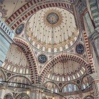 Мечеть Фатиха султана Мехмета :: Ирина Лепнёва