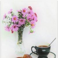 Приглашаю на чай с плюшкой..) :: *MIRA* **