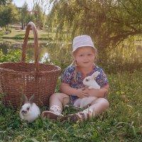 Маленькие зайчики :: Ирина Демидова