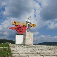 Скульптура рабочего метеллурга :: Вера Щукина