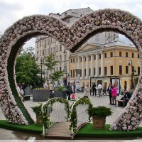 Цветочное сердце :: Veselina *