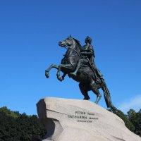 Памятник Петру Первому. :: Ираида Мишурко