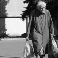 Морщины  жизни. :: Валерия  Полещикова
