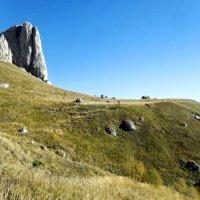 На плато, на Кавказе... :: Сергей Анатольевич