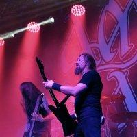 Amon Amarth в Екатеринбурге 02.09.2017 :: Игорь Лобанов