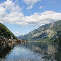 Озеро в Альпах. :: Larisa