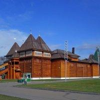 Дворец царя Алексея Михайловича в Коломенском (новый) :: Александр Качалин
