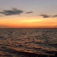 После заката . :: Мила Бовкун