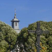 Часовня свт. Тихона Патриарха Московского на Южном кладбище :: bajguz igor