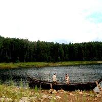 Красноярское море :: Арина Овчинникова