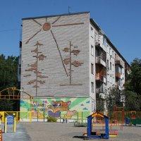 Новая детская площадка :: Олег Афанасьевич Сергеев