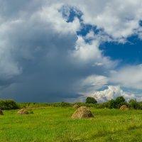 Летняя панорама :: Александр Синдерёв