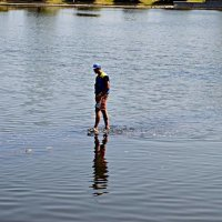 Він ходить по воді :: Степан Карачко