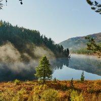 утро на озере Кёк-кель 2 :: Николай Мальцев
