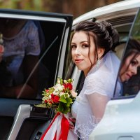 Невеста :: Анастасия Чеснокова