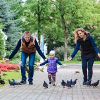 Семья :: Анастасия Чеснокова