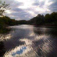 Река :: Татьяна Королёва
