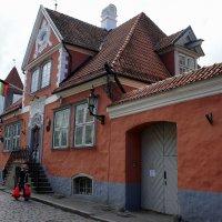 Бывшее здание бракировки конопли (1751), ныне — посольство Литвы :: Елена Павлова (Смолова)
