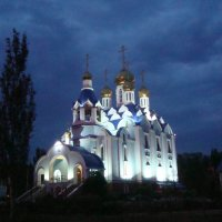 Храм Самарских Святых :: марина ковшова