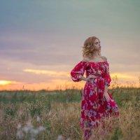 Ясняя поляна :: Женя Рыжов