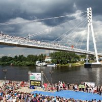 Мост влюбленных :: Дмитрий Сиялов