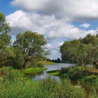 Прощается с рекою бабье лето... :: Лесо-Вед (Баранов)