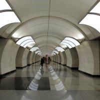 Крестьянская застава(станция метро) :: Александр Качалин