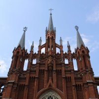 Католический храм :: Роман Никитин