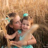 Сестренки :: Анастасия Исайкина
