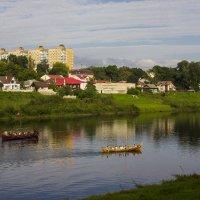 Лодки :: Вера Аксёнова