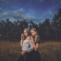 Оля и Алина :: Андрей Колуканов