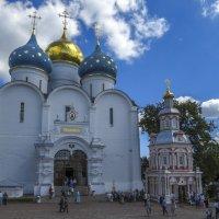 Собор Успения Пресвятой Богородицы :: Сергей Цветков
