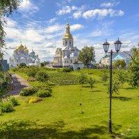 Благовещенский храм в Дивеево :: Moscow.Salnikov Сальников Сергей Георгиевич