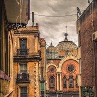 Непарадный Стамбул. Синагога :: Ирина Лепнёва