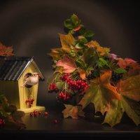 Осень тихо опустилась. :: Svetlana Sneg