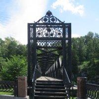 Мост через р. Белая :: Вера Щукина