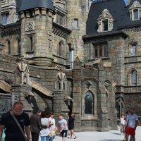 Замок Гарибальди :: leoligra